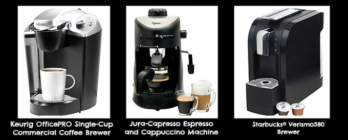 staples coffee brewers