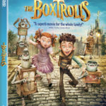The BOXTROLLS 3D Combo Pack Review! FREE Activities & Recipes!