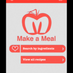 How to Cut Food Waste and Food Costs- Free Make-A-Meal app! #foodwaste