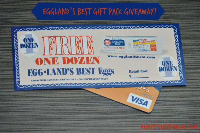Eggland's Best gift pack