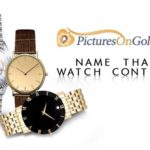 PicturesOnGold.com Name That Watch Contest #win $500! #NameThatWatchContest