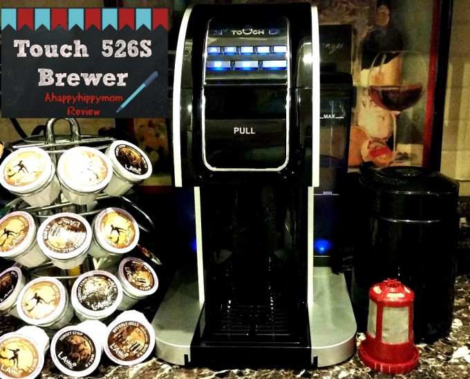 Touch 526S Brewer