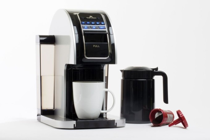 Faster Bigger Bolder Touch 526s Coffee Brewer L A