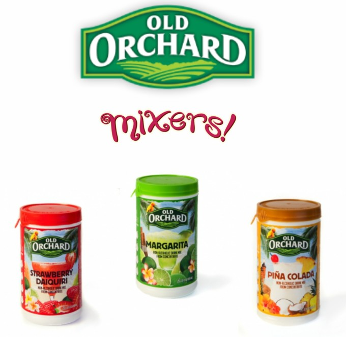 new old orchard mixers