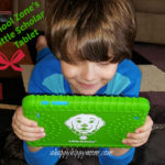 School Zone's Little Scholar Tablet Review & Giveaway! $130 Value!
