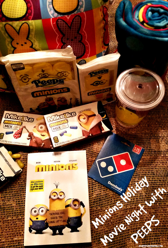 Minions Holiday Movie Night