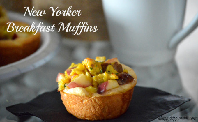New Yorker Breakfast Muffins