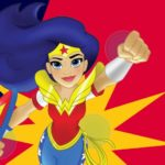 Ultimate Girl Power! DC Super Hero Girls & $100 VISA GC giveaway!