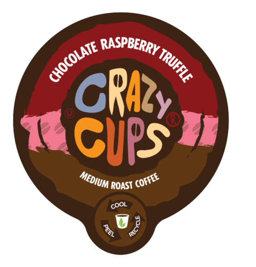 Chocolate Raspberry Truffle Flavored Coffee
