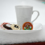 Santa's Secret Stash -Crazy Cups White Christmas Coffee & Giveaway
