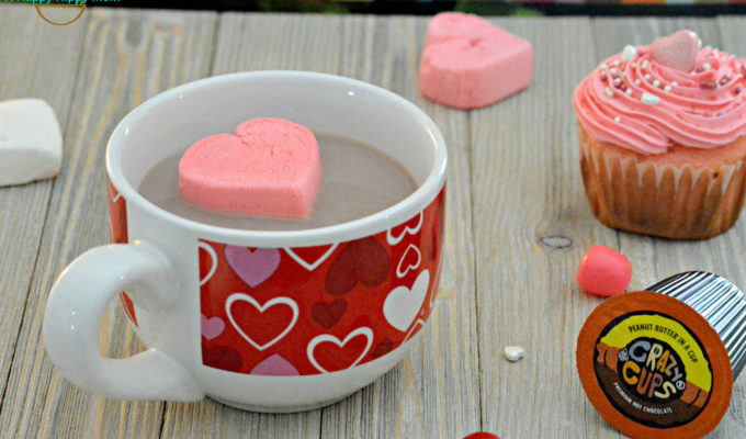 Affordable Gift Idea–Valentine's Day Crazy Cups Hot Chocolate Gift Box & Giveaway