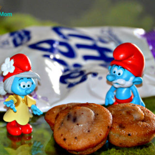 Entenmann's Little Bites and Smurfs