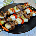 Steak and Scallop Kabobs