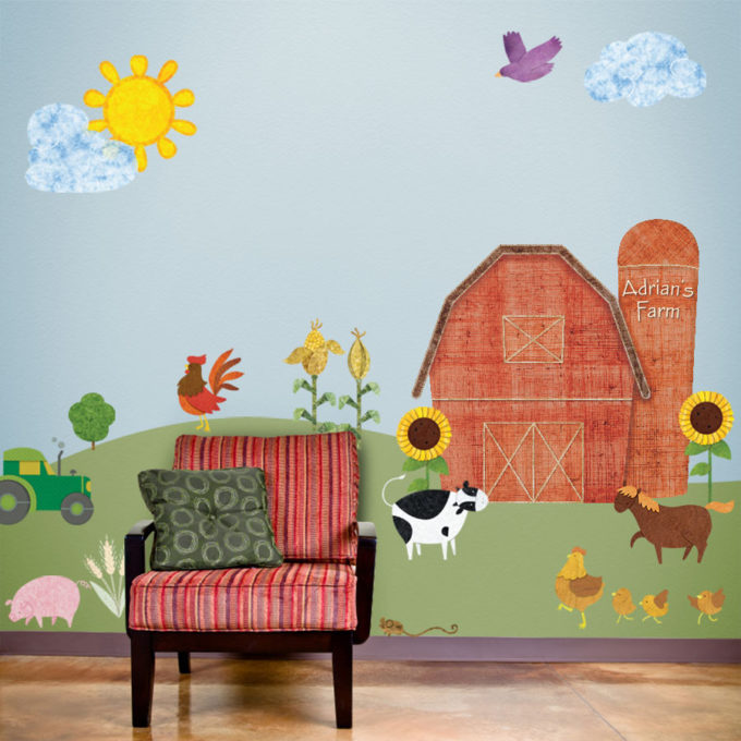 Kids Murals – My Wonderful Walls.com