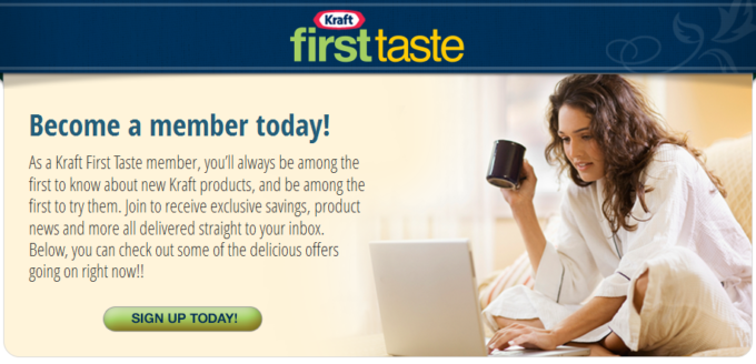 Kraft First Taste and Apple iPod Giveaway!