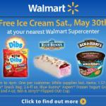 Free Ice Cream Day At Walmart