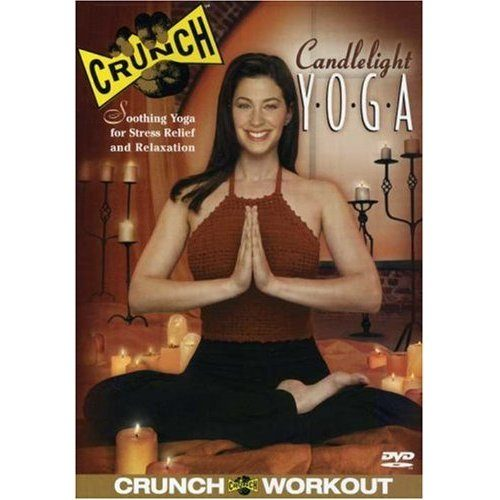 Whole Foods GC and Crunch Candlelight Yoga DVD Giveaway!