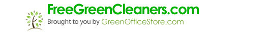 Sample Green Products and Review Opportunity