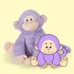 webkinz-jr-purple-monkey