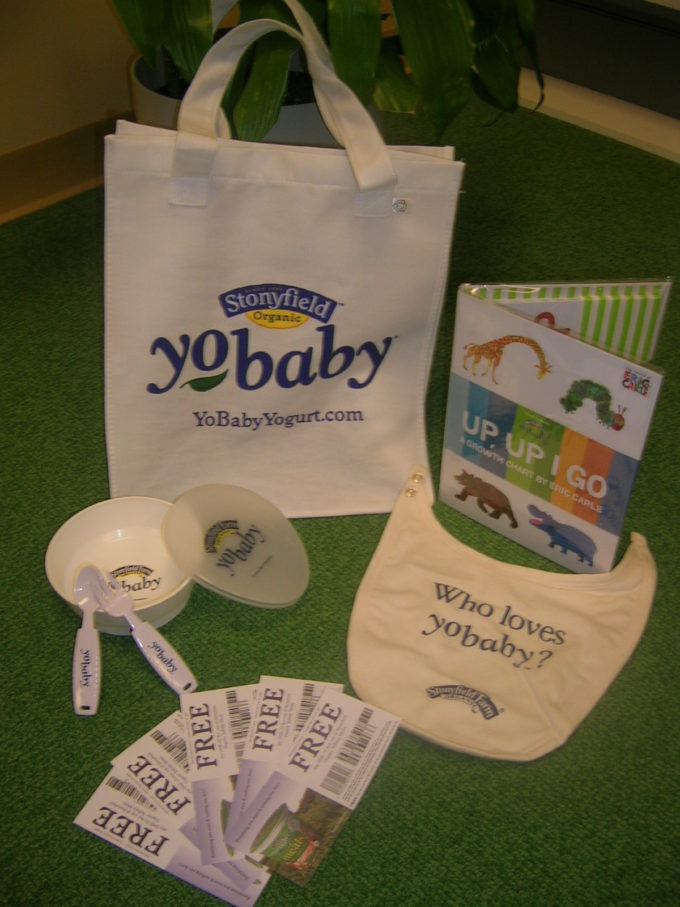 Stonyfield Farm YoBaby Meals Review and Giveaway
