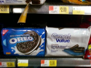 Walmart Great Value Products