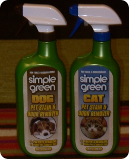 Simple Green Pet Stain And Odor Remover Safely Cleaning