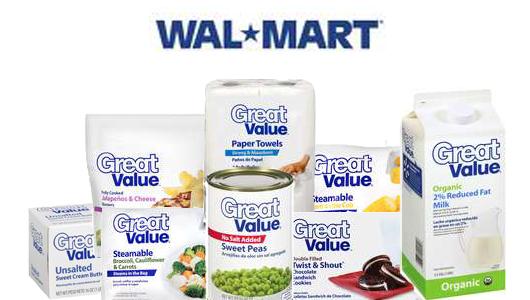 Walmart Great Value
