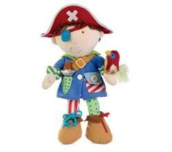 GrowingTreeToys.com- Dress Up Pirate Toy Review