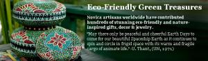 ECO-Friendly NOVICA Green Treasures
