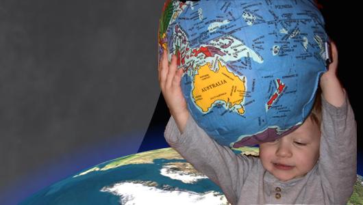 Hugg A Planet Earth