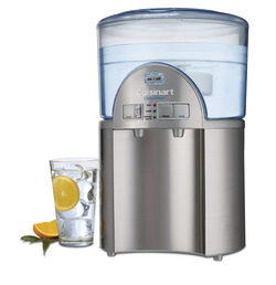 Cuisinart CleanWater Countertop Filtration System Review – Fresh CLEAN Water At Your Fingertips.