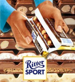 """Ritter Sport Chocolate """"Quality Chocolate Squared"""" Review, Giveaway, Contest, And Coupon!"""