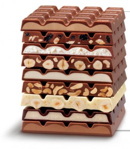 Ritter Sport Chocolate 2