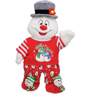 Slumber Time Frosty The Snowman