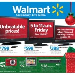 Sneak Peek At The Walmart Black Friday Ad!