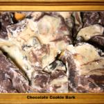Chocolate Cookie Bark
