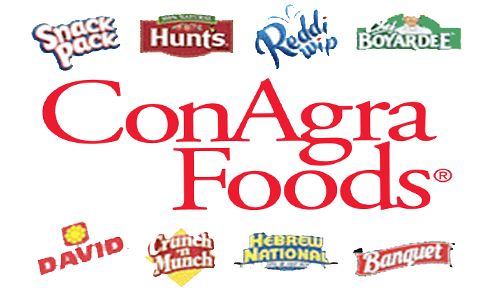 FREE ConAgra Foods Coupon Booklet – $17 In Savings!