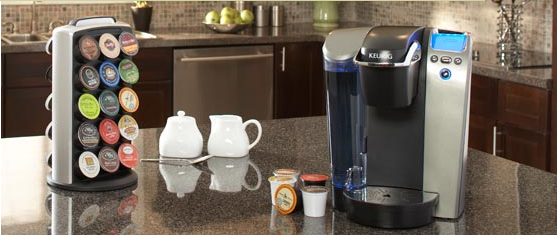 Keurig Platinum Brewer And K-Cups Review - FREE K-Cups for LIFE Sweepstakes | A Happy Hippy Mom