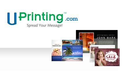 Uprinting.com 100 Custom Postcards Giveaway!