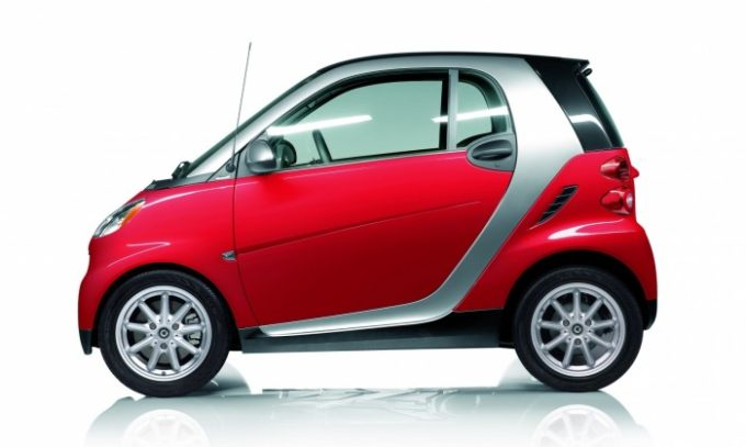 Test Drive A Smart ForTwo and Receive A Free $25 Target GC!