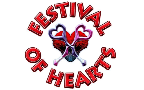 Free Realms – The Festival of Hearts