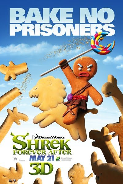 Shrek Forever After – Coming Your Way May 21!