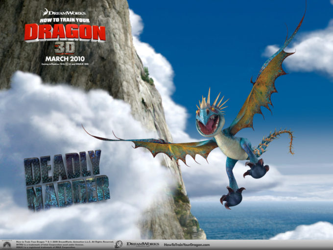 How to Train Your Dragon –  Special Morning Screenings For Moms  This Friday at 10 am!