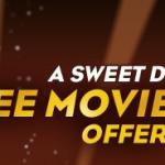 Hershey's FREE Movie Ticket!