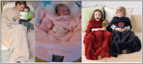 Nuddle Blanket is Giving away $450 in FREE Blankets!- A Happy Hippy Mom