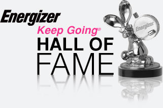 Energizer Keep Going HALL OF FAME CONTEST And Giveaway -A Happy Hippy Mom