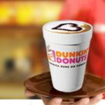 Dunkin' Donuts FREE Medium Beverage!
