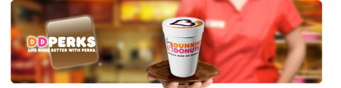 Dunkin' Donuts FREE Medium Beverage!