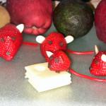 "Aquafina FlavorSplash ""Flavor Your Day"" Strawberry Kiwi – Getting Kids To Eat More Fruit – Food Art and Savings!"