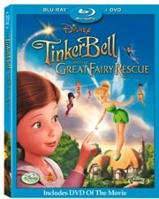 TINKER BELL and the GREAT FAIRY RESCUE Teaser!